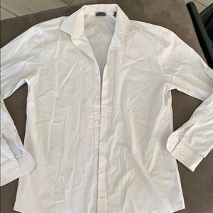 Kenneth Cole reaction slim fit dress shirt 16